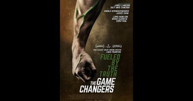The Game Changers (2019) FULL MOVIE DOCUMENTARY (English and Greek subtitles)