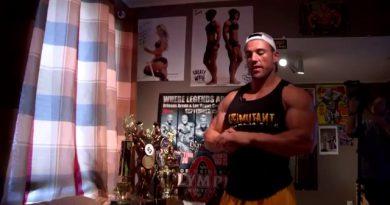 The Islander Johnny Doul bodybuilding documentary