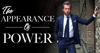 The Psychology of Masculine Style - Tanner Guzy, Men's Style Coach