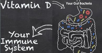 Vitamin D, Gut Bacteria & Your Immune System