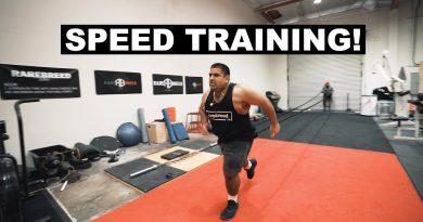 Weight Loss Journey   Speed Training