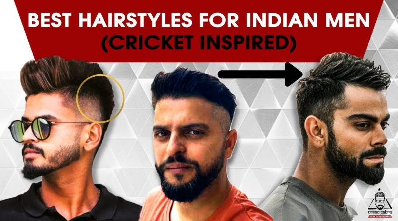 4 Best Hairstyles For Men 2021 | Best Hairstyles Of Indian Cricketers | Most Impressive Haircuts