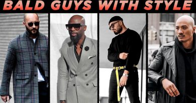 5 BALD Guys With GREAT Style   Bald Men's Fashion Inspiration   StyleOnDeck
