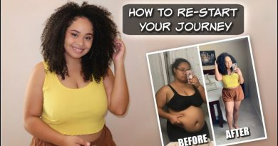 5 TIPS TO GET BACK ON TRACK | WEIGHT LOSS JOURNEY