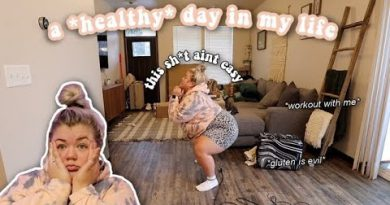 A HEALTHY DAY IN MY LIFE *weight loss journey update*