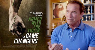 Arnold Schwarzenegger Producing Vegan Documentary (The Game Changers)