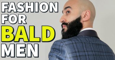BALD MEN'S FASHION   How To Look GREAT As A Bald Guy   Style Tips For Embracing Hair Loss POSITIVELY