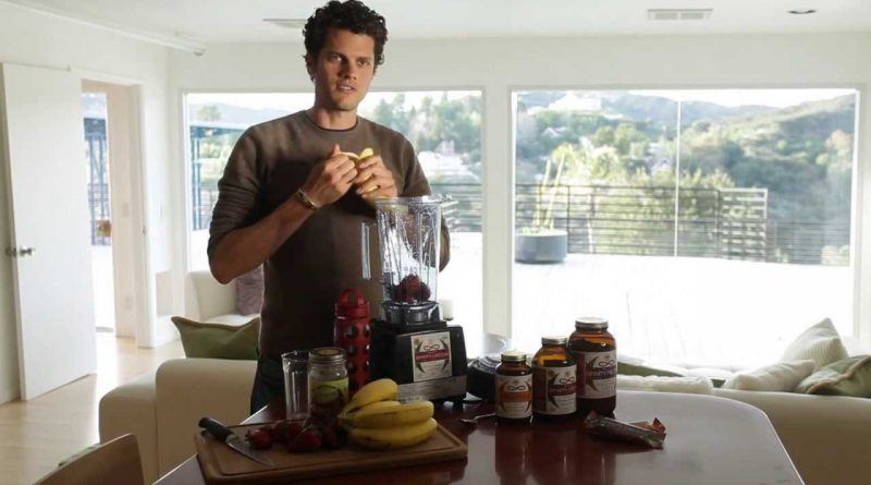 Billy's Superfood Smoothie