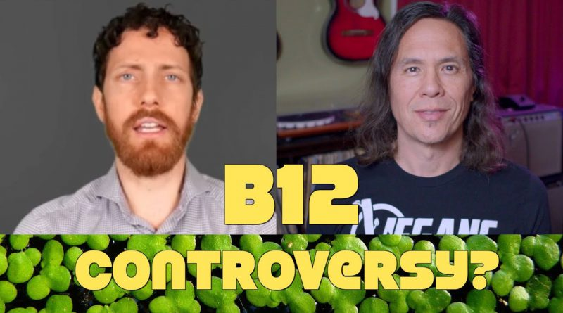 Did Ancient Humans Get B12 from Duckweed? Response to Mic the Vegan