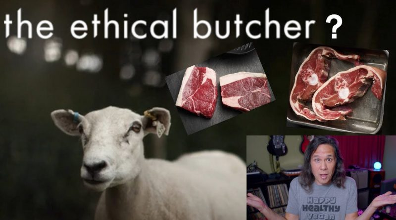 Ethical Butcher Debunks Veganuary & Veganism? Please Stop the Lies!