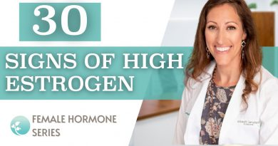 Female Hormone Imbalance | Signs of Too Much Estrogen & Estrogen Dominance