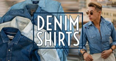 How to Style Denim Shirts || Men's Fashion 2019 || Gent's Lounge