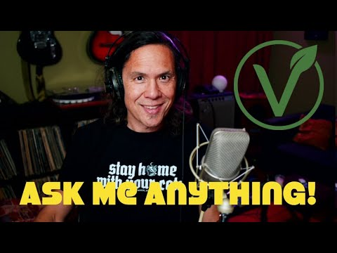 Live: Ask A Healthy & Ethical Vegan Anything!