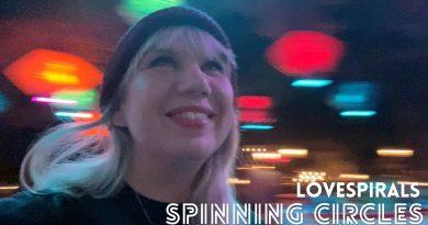 "Lovespirals ""Spinning Circles"" Music Video (shot & edited by Anji Bee)"