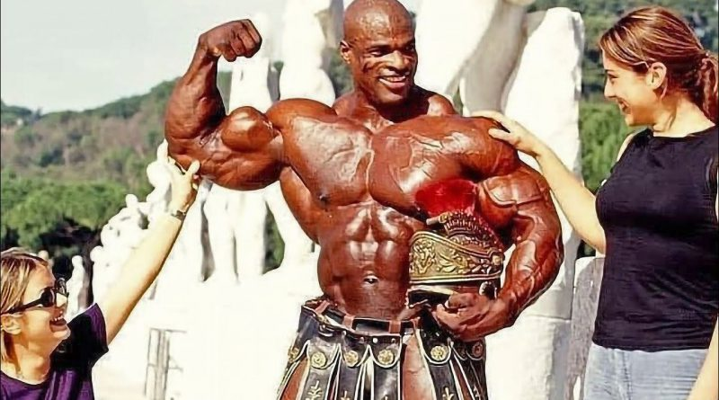 MONSTER KING - RONNIE COLEMAN - ULTIMATE BODYBUILDING MOTIVATION