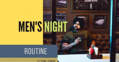 MY NIGHT TIME ROUTINE | Men's Lifestyle Tips 2020 | FLYING SINGH