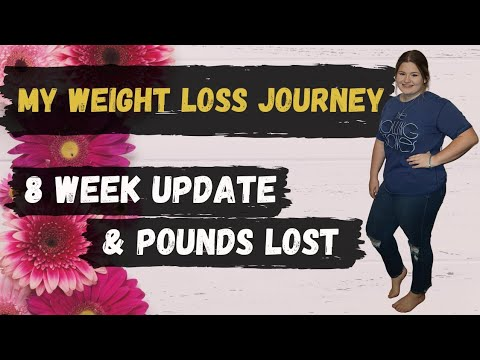 My Weight Loss Journey Week 8