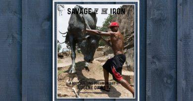 [Physique Bodybuilding Documentary] Savage of the Iron - Smokin Ace da Bodybuilder (Road to Europa)