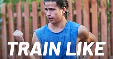 Tanner Buchanan's 'Cobra Kai' Karate Workout | Train Like a Celebrity | Men's Health