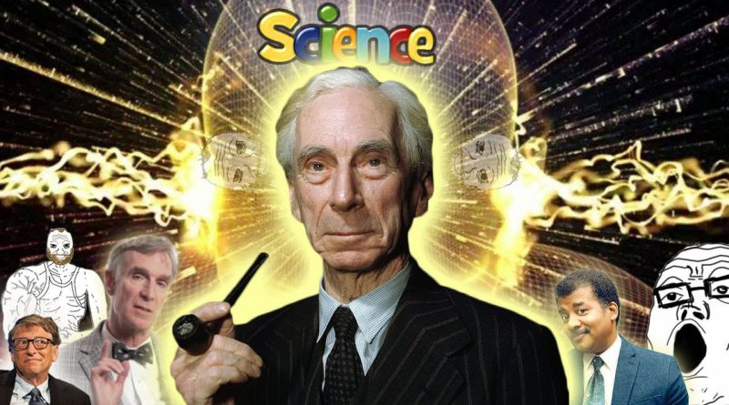 The Scientific Worldview: Bertrand Russell & the New Religion of the Old Gods | Jay Dyer & Tristan