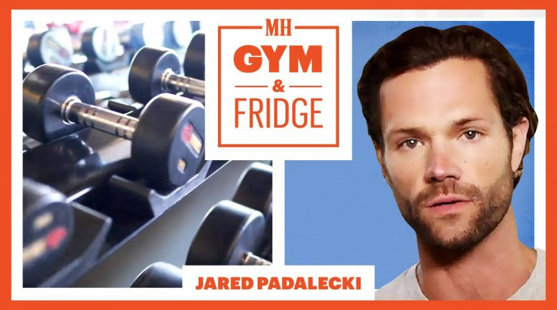 Walker's Jared Padalecki Shows His Home Gym & Fridge   Gym & Fridge   Men's Health
